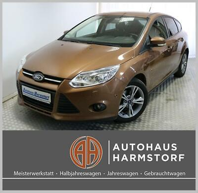 Ford Focus 1.6 TDCi Standheizung