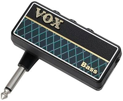 VOX AP2BS amPlug Bass G2 Guitar Headphone Amp F/S with Tracking Number