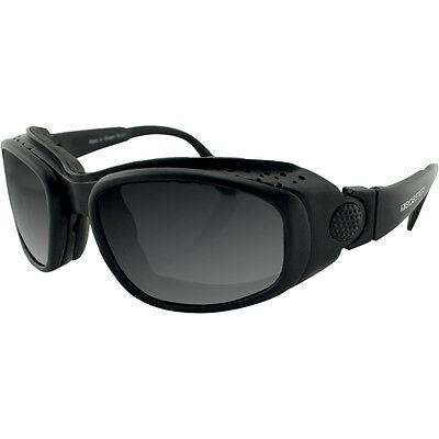 Gafas Para Moto Bobster Sport & Street Convertibles Sunglasses