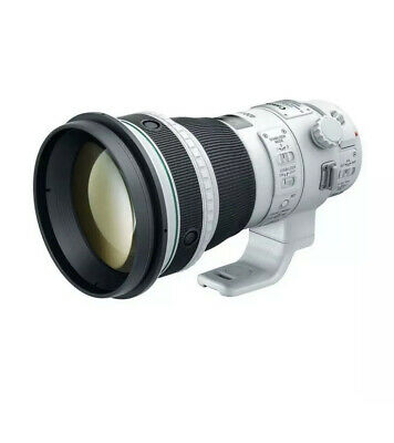Canon EF 400mm f/4 DO IS II USM Super Telephoto Lens NEW