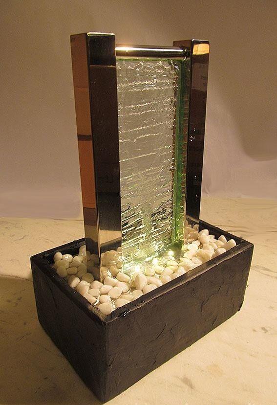 Zimmerbrunnen, Wasserwand New York