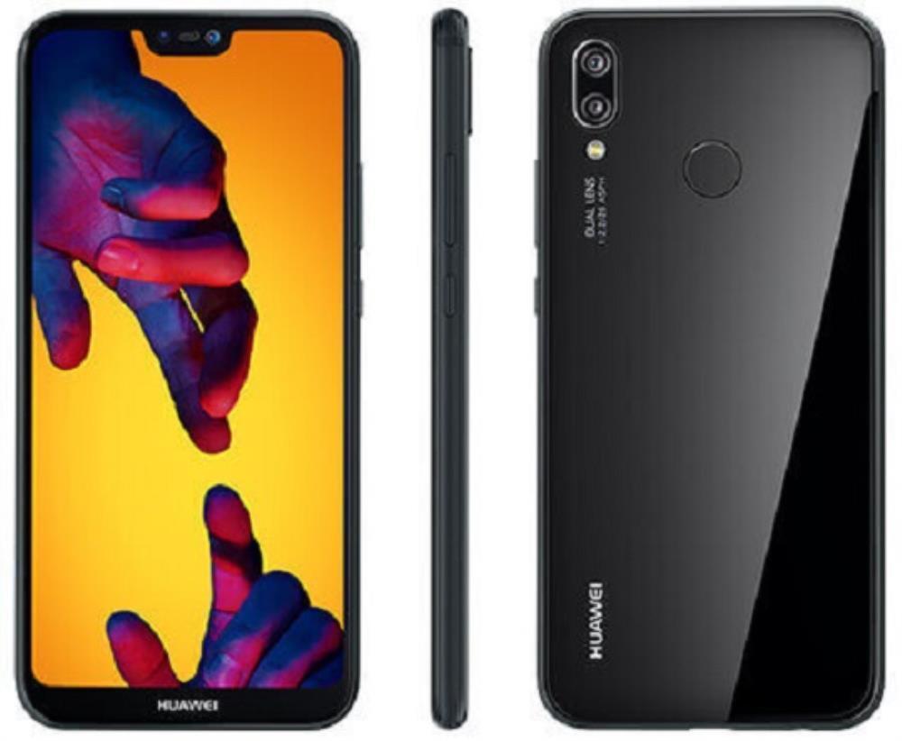 Huawei P20 lite schwarz Android Smartphone - DEUTSCHER HÄNDLER !!