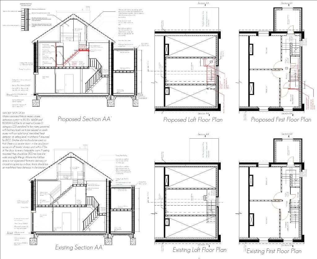 Plans Drawn At Affordable Rate All Types Of Design