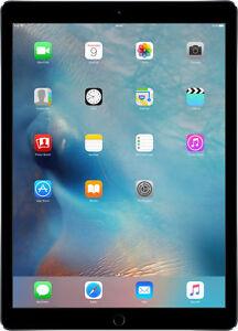 Apple Ipad Pro 1st Gen 128gb Wi Fi 129in Space Gray
