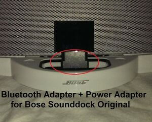 A2DPBluetoothMusicReceiverPowerAdapterforBose