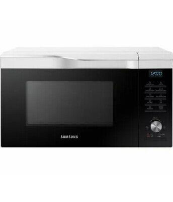 samsung mc28m6055cw eu new 28l compact 900w combination slim fry microwave oven