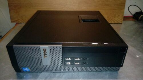 Dell optiplex 7010 Mini PC SFF mit Windows 7 pro Lizenz Aufkleber