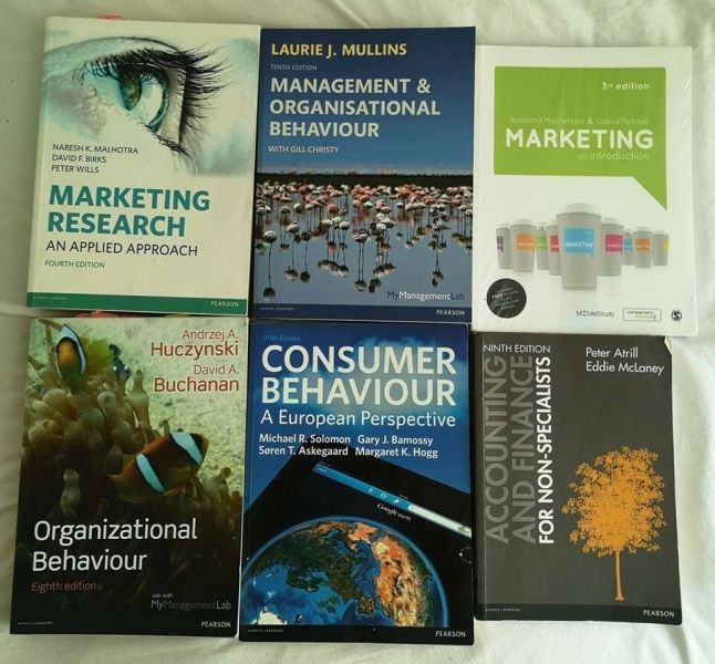 Business and management books   in Brighton  East Sussex   Gumtree Business and management books