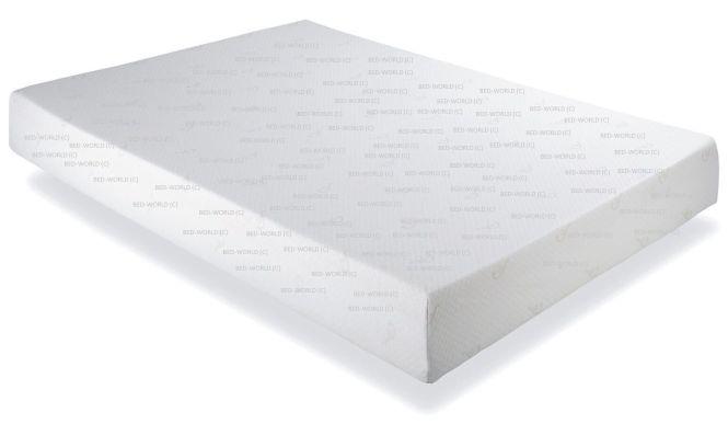 5ft King Size Memory Foam Reflex Mattress 6 Inch 1 5 Free Cover
