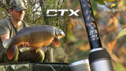 Free-Spirit-CTX-Carp-Rods-12ft-2-75lb-40mm-Ringing