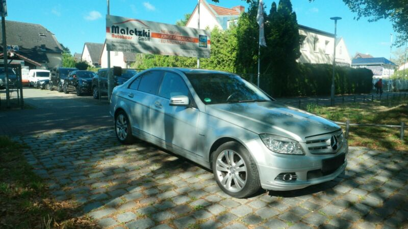 Mercedes-Benz C 200 Kompressor Avantgarde*PDC*BT*2.Hd*TOP*