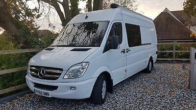 Mercedes 313 CDI LWB Sprinter Race Van / Camper Van / Motor Home
