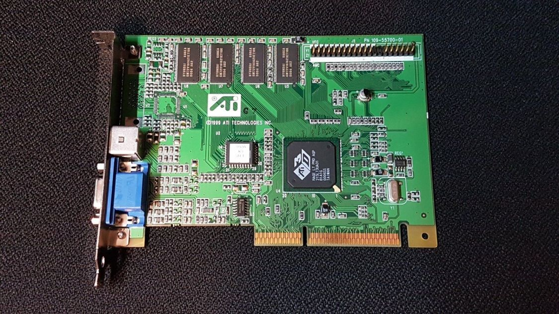 ATI Grafikkarte PC Video Card 1025570401