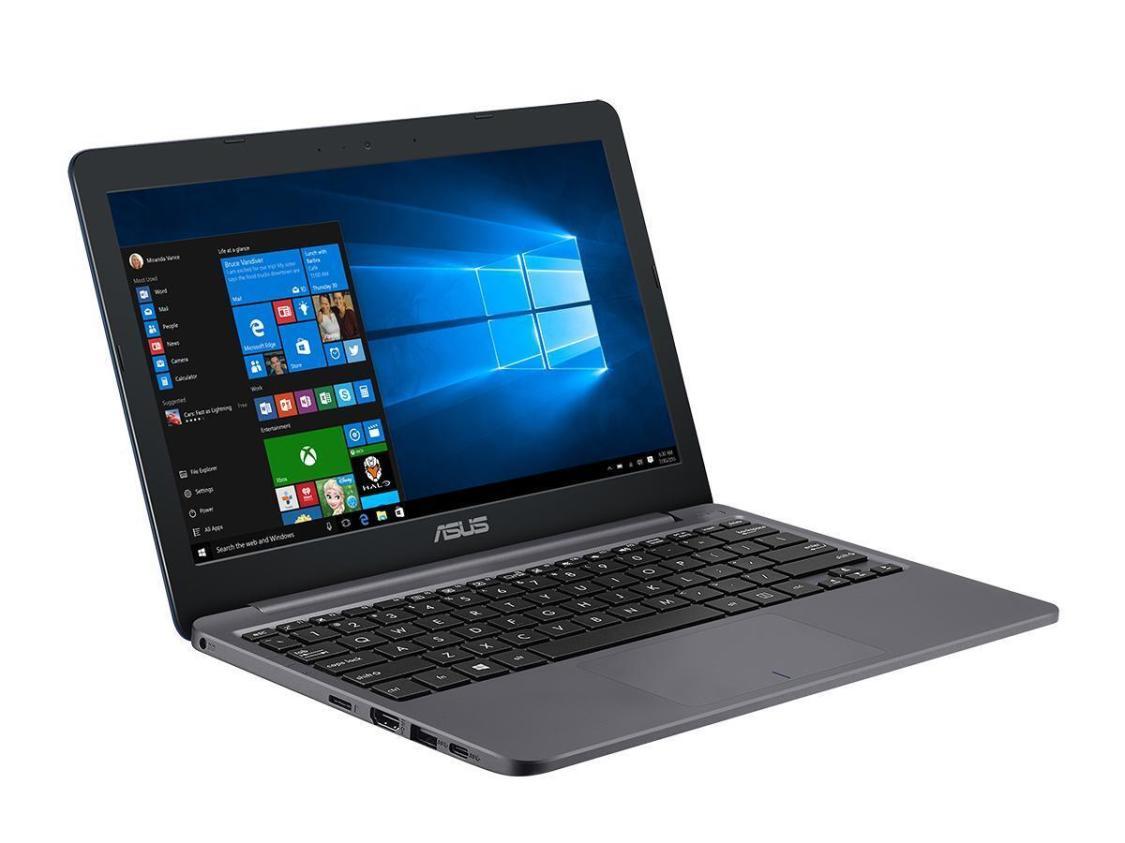"ASUS Netbook EeeBook X207NA-FD009, Vivobook E12, Linux, Deutsch, 29,5cm(11.6"")"