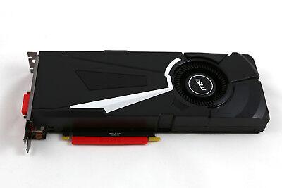 MSI GeForce GTX 1080 AERO 8G OC Grafikkarte