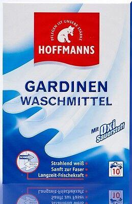 Hoffmanns Gardinen Waschmittel 600g    - schneller Versand –
