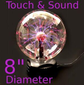 Plasma Ball Lamp eBay