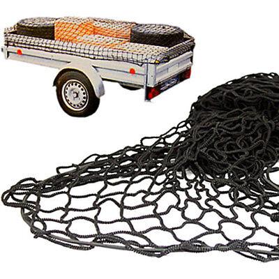 Anhängernetz  bis 3x2 m Anhänger  Abdecknetz für Anhänger