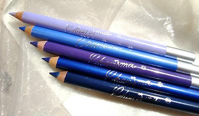 Charisma Kajal verschiedene Farben Kajalstift Lidstrich Augen Make-up