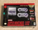 Nintendo SNES Mini Classic Edition. Brand New!!!