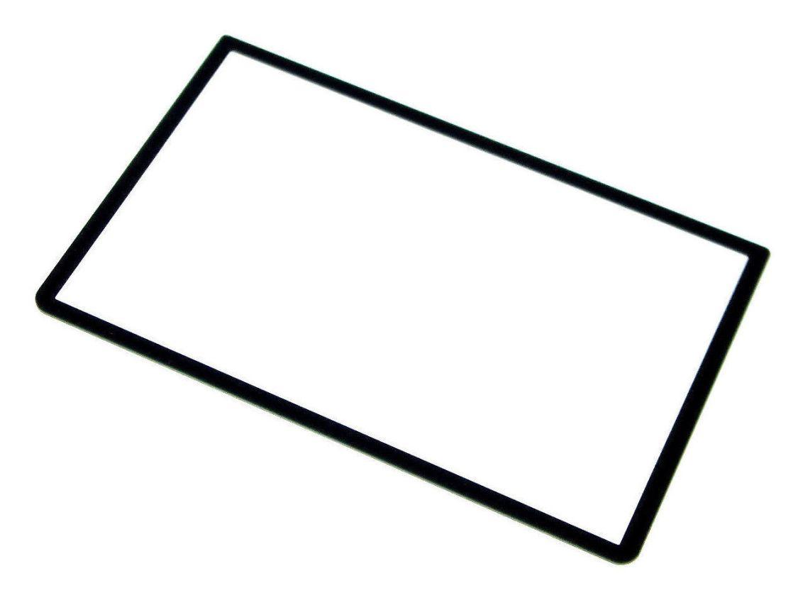 Nintendo 3DS XL Displayschutzfolie vorne LCD Display Ersatz Abdeckung Objektiv