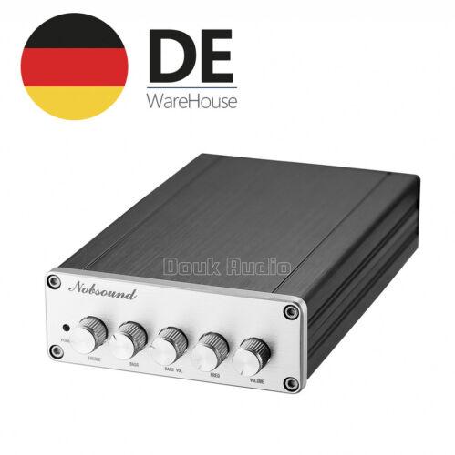 Nobsound Mini Power Amplifier HiFi Bass 2.1-Kanal Leistungsverstärker 2×50W+100W