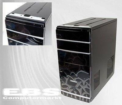 Medion PC Desktop Gehäuse R22 M9 Cardreader Datenhafen-2 Hafen-3 geeignet Neu