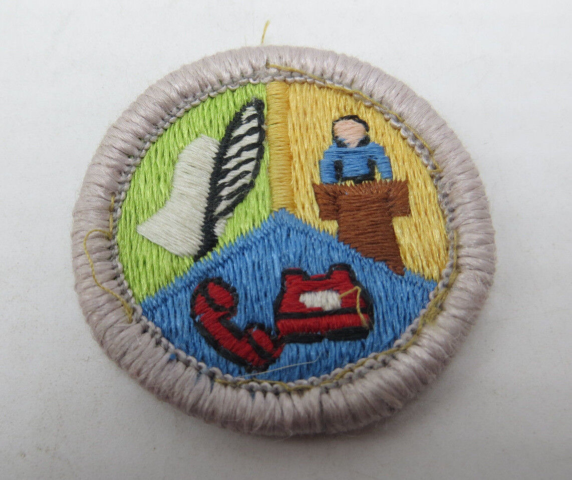 Boy Scout Merit Badge