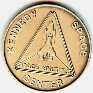 Kennedy Space Center Coin eBay