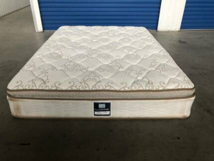 Queen Bed Mattress Sealy Posture Pedic Delivery Available