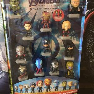 2019  Marvel Avengers Endgame McDonald's Happy Meal Toys Pick Your Favorite New