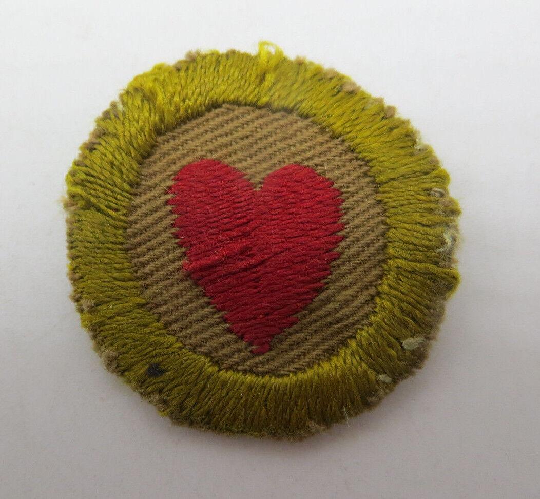 Vintage Boy Scout Merit Badge