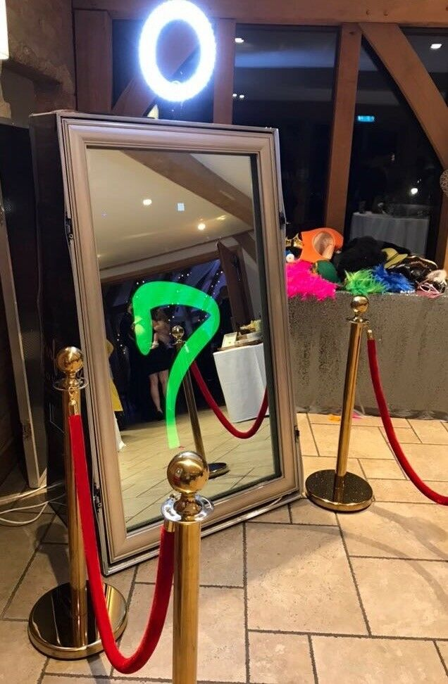 Magic Mirror Photo Booth Complete Package For Sale