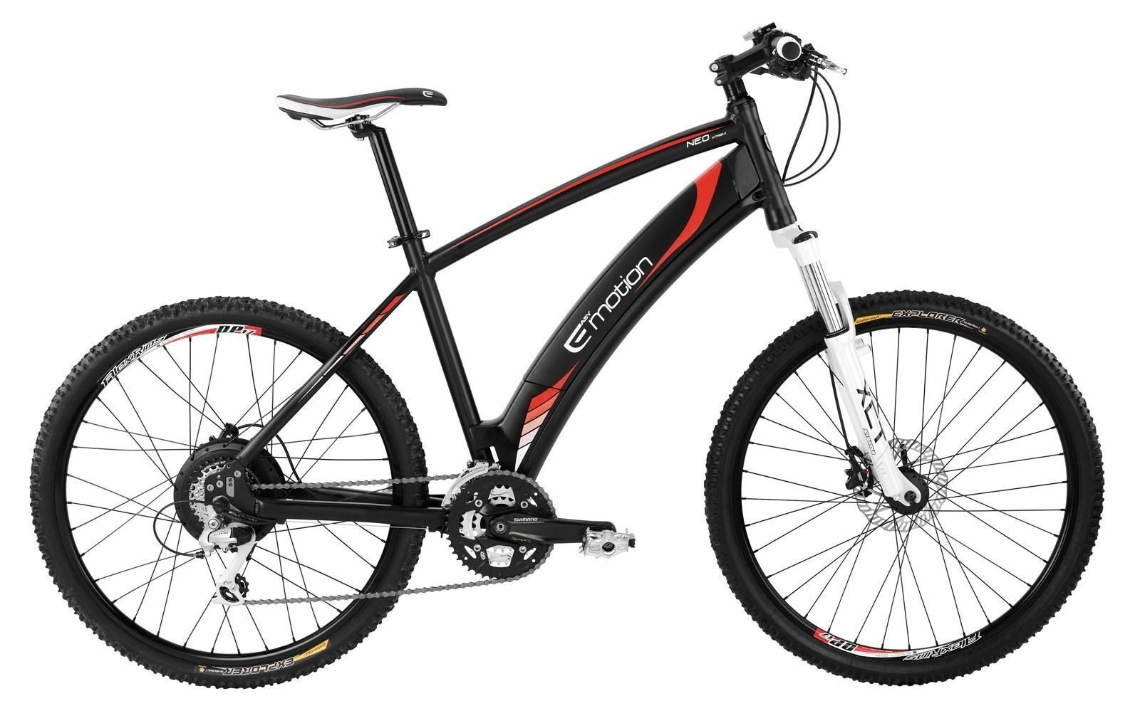 Top 10 Electric Bikes