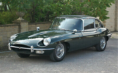 JAGUAR E TYPE 4.2 SERIES 2, RHD, 1970, 2+2, 4 SPEED MANUAL WITH OVERDRIVE.