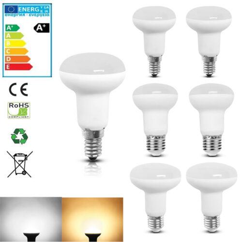 R39 R50 R63 R80 E14 E27 LED Reflektor Reflektorlampe 5/7/10/12W Lampe Warmweiß