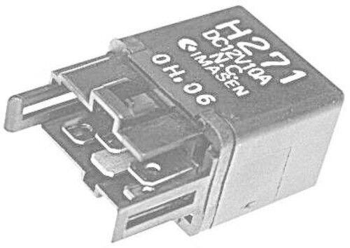 H271 F1CZ 8B658 D RR23 Engine Cooling Fan Motor Relay 6