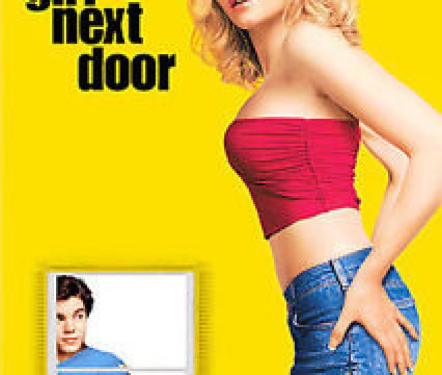 Image Is Loading The Girl Next Door Widescreen Dvd Movie Emile