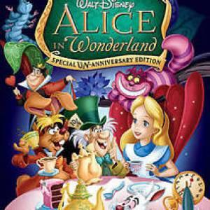 Alice in Wonderland DVD Version 2-Disc Set Walt Disney Special Edition Movie