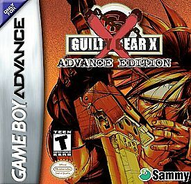 Guilty Gear X  Advance Edition  Nintendo Game Boy Advance  2002    eBay