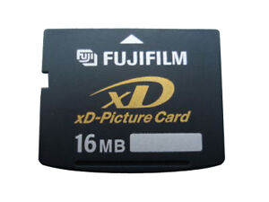 Fujifilm 16MB xD-Picture Card Flash Memory Card for ...