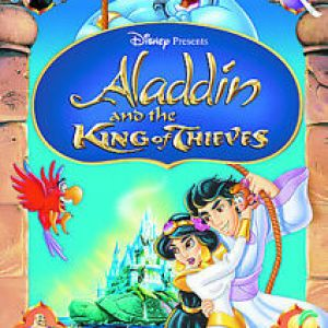 Aladdin and the King of Thieves (DVD, 2005)