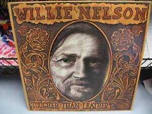 WILLIE-NELSON-TOUGHER-THAN-LEATHER-RECORD-LP-ALBUM-NM
