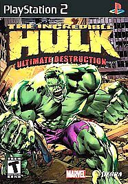 Incredible Hulk: Ultimate Destruction (Sony PlayStation 2 ...