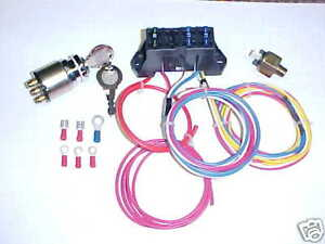 Chopper Wiring Harness: Electrical Components   eBay