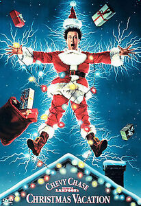 National Lampoons Christmas Vacation Dvd 1997