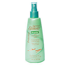 Silk Elements Megasilk Olive Heat Protection Spray 8 oz