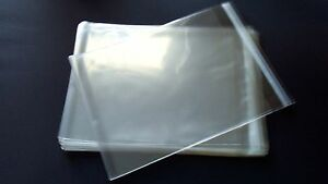 Plastic Outer 33 RPM LP Record Album Resealable Sleeves ...