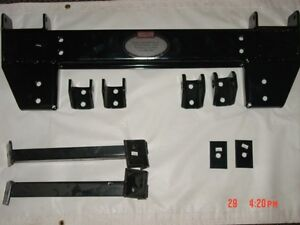 NEW 99 Chevy GM 1500 Unimount Western Plow mount uni hitch bracket cheverolet | eBay