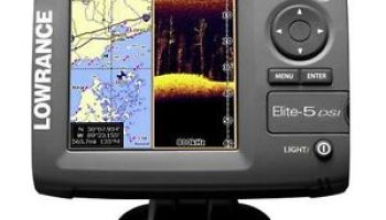 Lowrance Elite 3X Fishfinder with Transducer Review | Fish Finder